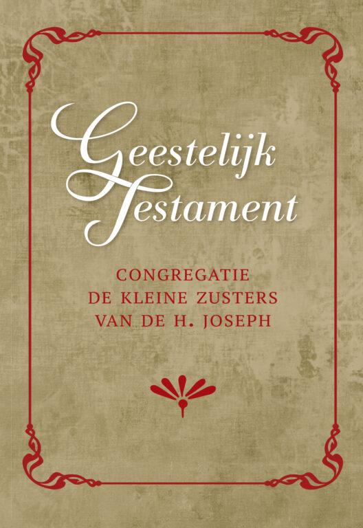 cover Geestelijk testament