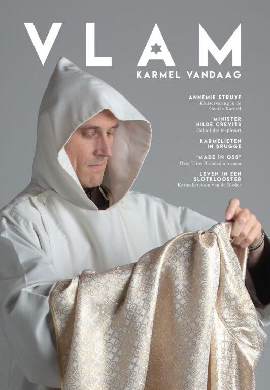 carmelitana_magazine_Vlam 1_COVER.indd